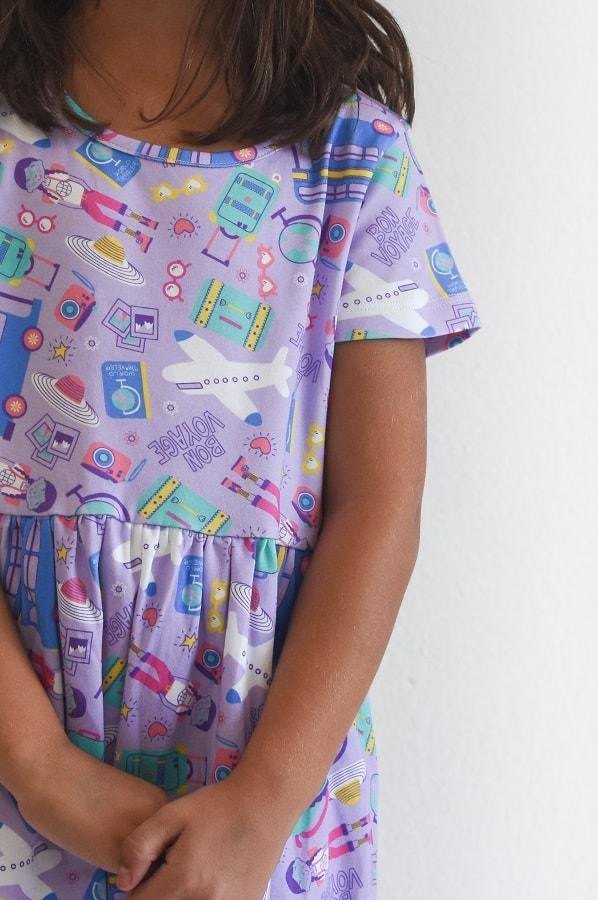 children's travel dress holiday gift guide