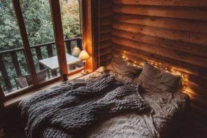 hamptons design trends bedroom