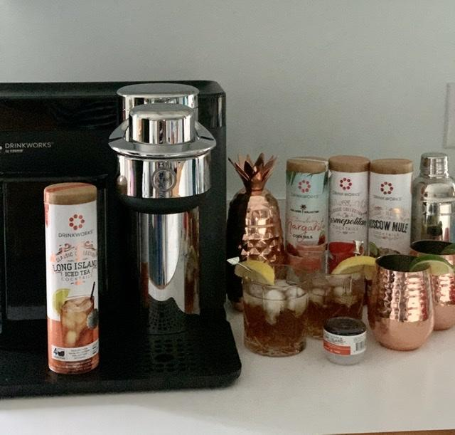 Cheers to the Season with Drinkworks® Home Bar by Keurig®