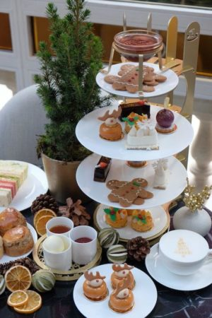 jean georges festive afternoon tea the connaught 2019