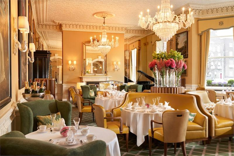 lord mayors lounge the shelbourne dublin ireland