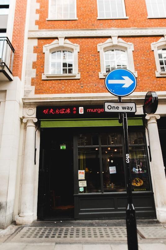 murger hanhan exterior London - East End Taste