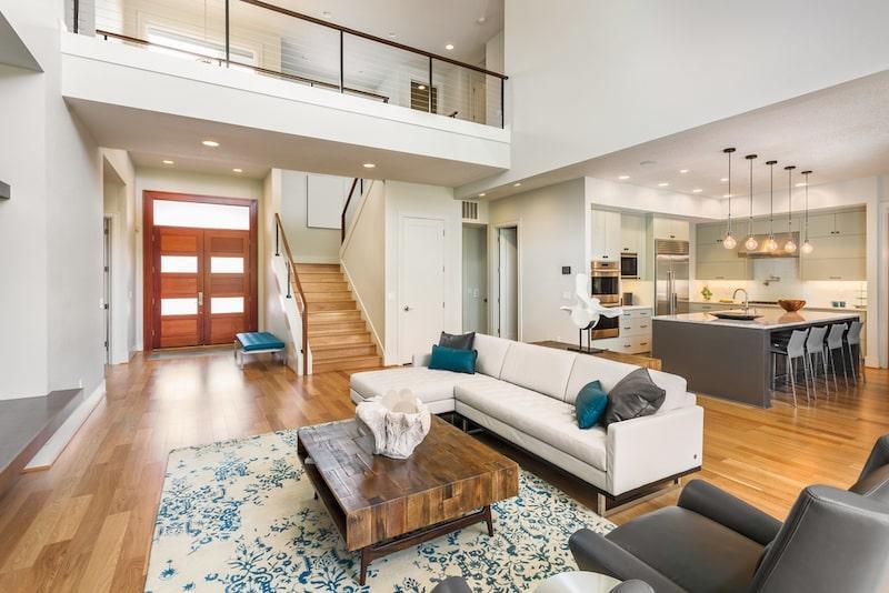 living room decor interior design ideas - East End Taste