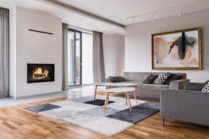 living room decor revamp