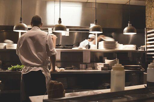 how to start a restaurant kitchen
