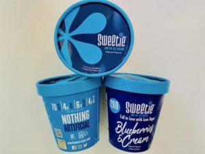 sweetie ice cream low sugar healthy eating