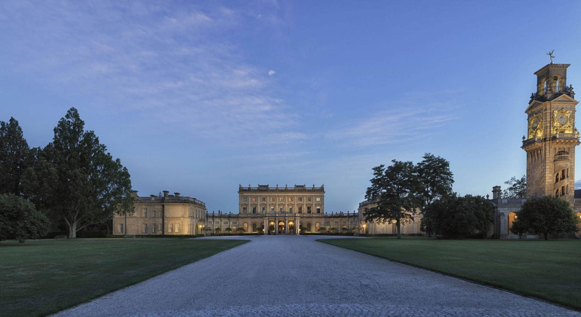 cliveden house buckinghamshire luxury country house uk