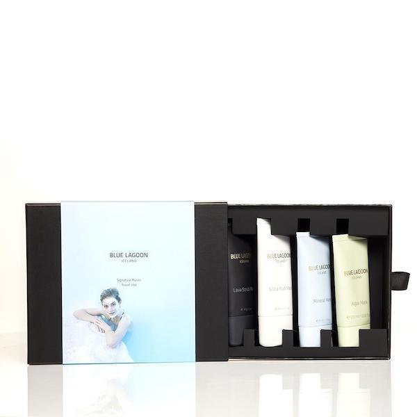 blue lagoon signature mask set