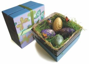 mariebelle easter egg box set chocolates nyc