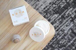 bota hemp skincare products women's wellness