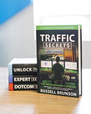 Trilogy Secrets Books russell brunson