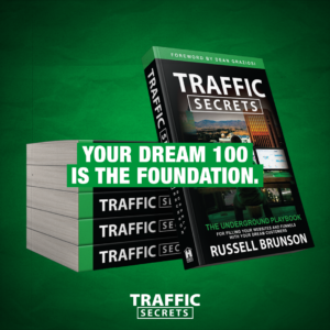 Your dream 100 books russell brunson