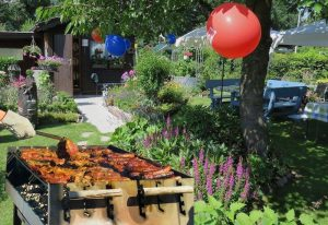 outdoor bbq party tips